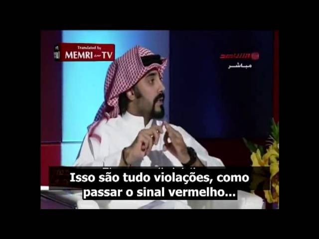 Arabe destroi cultura islâmica