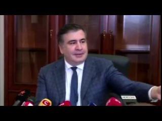 Михаил Саакашвили рассказал о конфликте с Аваковым и Яценюком.