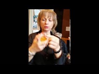 Новый парфюм от Каролины Курковой