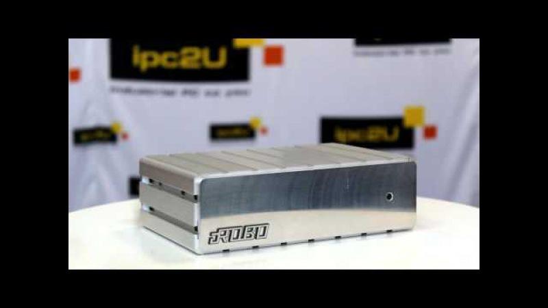 Видеообзор промышленного компьютера IROBO-6000-110W.