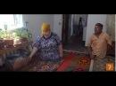 Семья инвалидов в доме без удобств