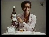 1974 Suntory Whisky, 'Sammy Davis Jr ad libs' cinema)