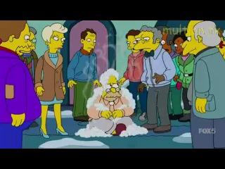 Симпсоны - 27 сезон 06 серия (Jetvis) The Simpsons 27 season 06 episode