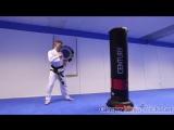 Taekwondo MMA Sampler _ Ginger Ninja Trickster