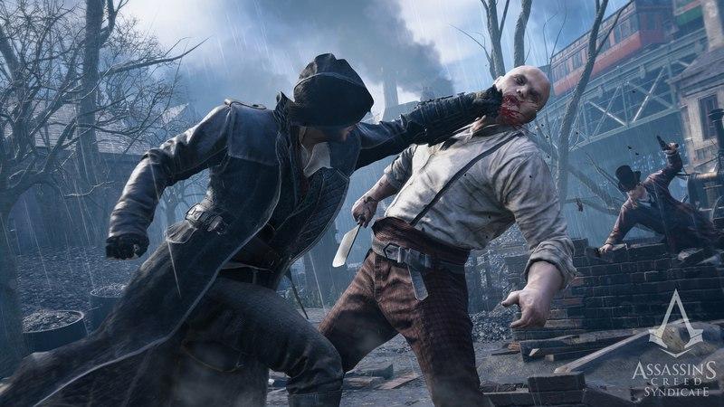 Assassin's Creed: Syndicate [RePack] от R.G. Механики скачать торрент с rutor org с rutor org