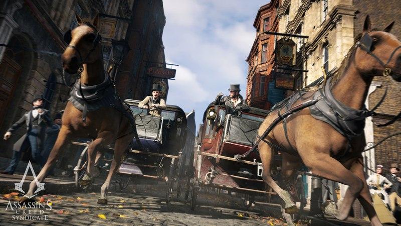 Assassin's Creed: Syndicate [RePack] от R.G. Механики скачать торрент с rutor org