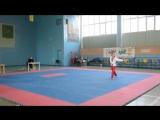 Борисенко Анна / чемпионка Украины по фристайлу / Харьков 2016