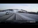 ДТП на ад Мурманск-Североморск 23.02.2016