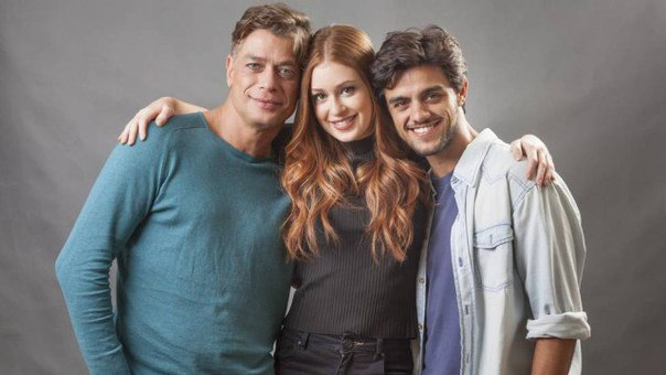 актеры все из сериала проспект бразилии