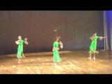 танец саиди)всероссийский фестиваль-конкурс Гран-При Поволжья