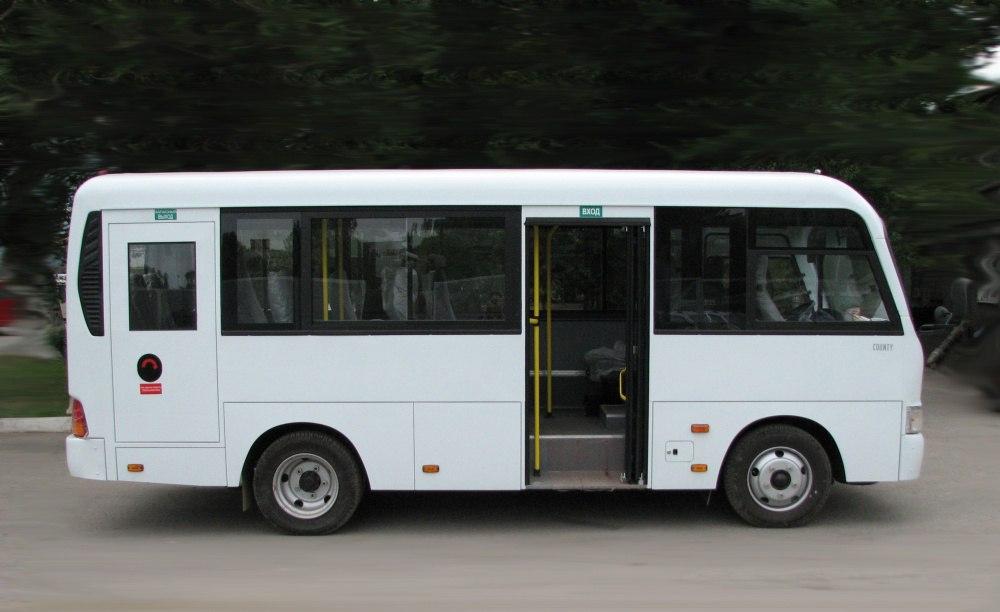 В центре Таганрога маршрутка №30 сбила 4-х летнего мальчика