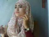 #10 Hijab Tutorial - Flowery Scarf.wmv