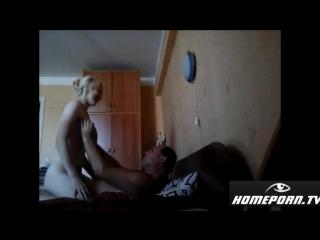 Домашний секс киевлян