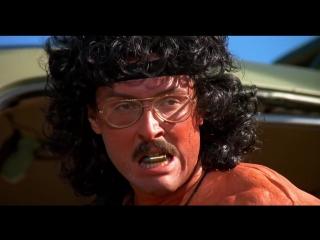 Rambo parody - from weird al yankovic's 'uhf' movie