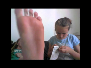 how to make your toes beautiful with nail wraps movie for youtube