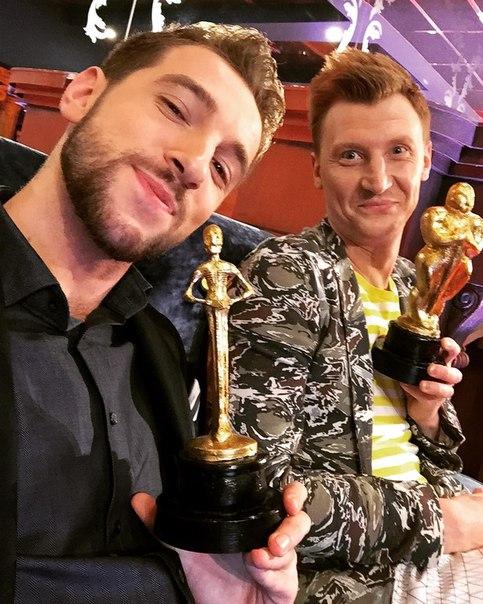 Андрей Бебуришвили и Дмитрий Вьюшкин.