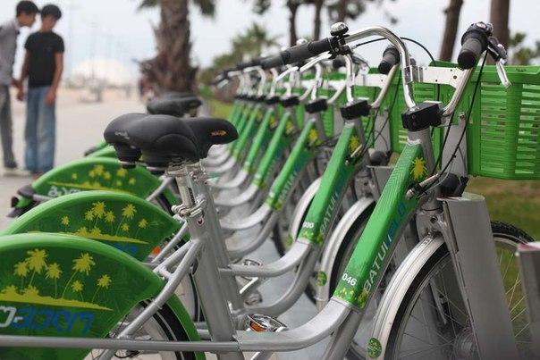 батуми велосипеды