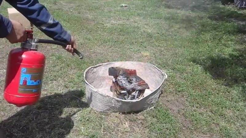 Гасіння пожежі