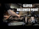 Slayer - Hallowed Point - DRUMS