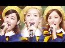 《UNIT》 소녀시대 태티서Girls Generation TTS - Dear Santa디어산타 @인기가요 Inkigayo 20151206