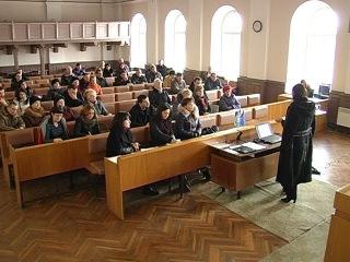 Состоялся семинар по участию ОСМД Коломыи в проекте Евросоюза и ПРООН