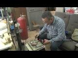 Роман Готовцев об изготовлении якутского хомуса