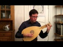 Lute Music John Dowland My Lord Willoughby's Welcome Home Rennaissance Lute
