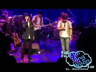 [WoonBar]110716JulyConcert Yesung&Leesaijun