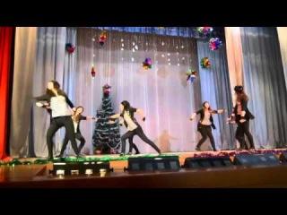 Народный хореографический коллектив Малиновый рай - Танцуй танцуй