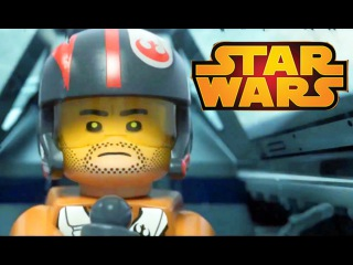 LEGO Star Wars The Force Awakens|Trailer 2016
