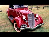 Hudson Terraplane Deluxe Roadster 1935