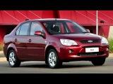 Ford Ikon ZA spec