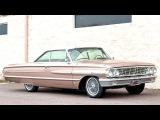 Ford Galaxie 500 LTD 2 door Fastback 63F 67 1966