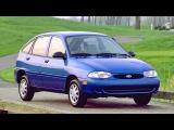 Ford Aspire 5 door
