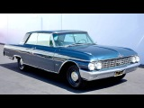 Ford Galaxie 500 Club Victoria 1962