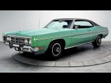 Ford Galaxie 500 Sportsroof '1970