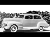Hudson Deluxe Six Club Sedan Series 20 P '1942