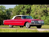 Ford Galaxie 500 XL Sunliner '1963