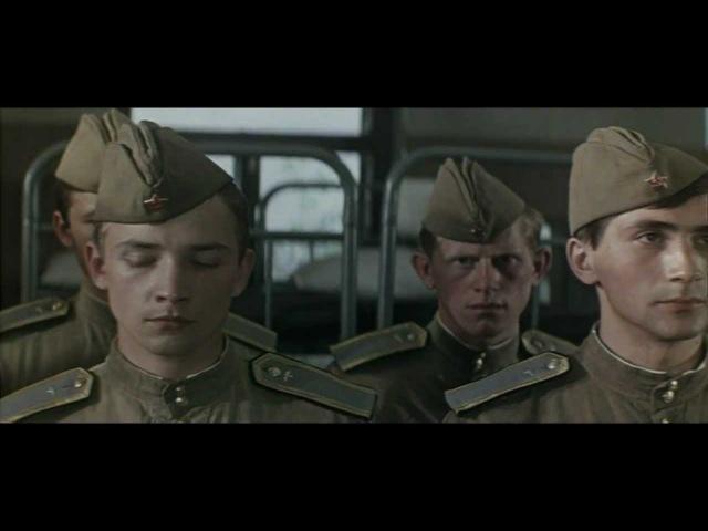 СТАРШИНА советский военный фильм