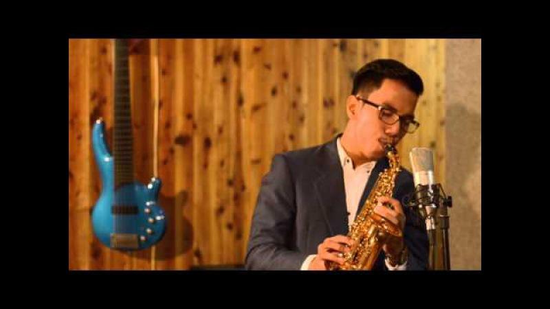 Pemeran Utama Raisa Andriana Curved Soprano Saxophone Cover by Desmond Amos