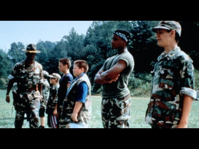 Майор Пэйн / Major Payne (1995) трейлер [ENG]