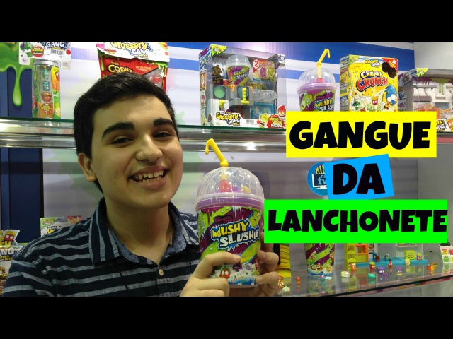 GANGUE DA LANCHONETE - THE GROSSERY GANG