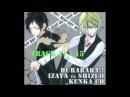 2/2 DRRR!! IZAYA vs SHIZUO KENKA CD デュラララ!! 臨也vs静雄 喧嘩CD