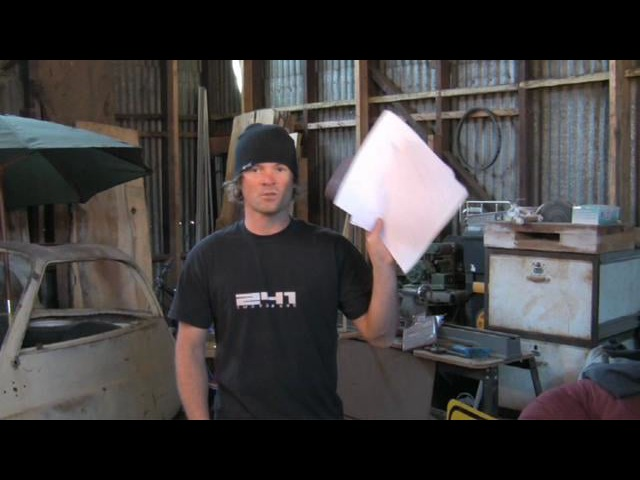 241 DIY Snowshoe