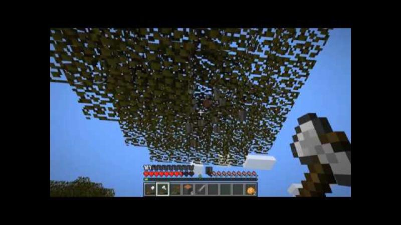 Играем на сервере Dream Miner's 1 Место, дом!