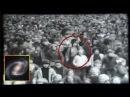 Видеокамера зафиксировала человека из будущего