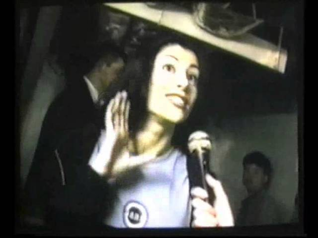 Dilnarin Demirbag -- Репортаж о Дилнарин Демирбаг в России 1997 with Dilnarin ''Dee'' Demirbag