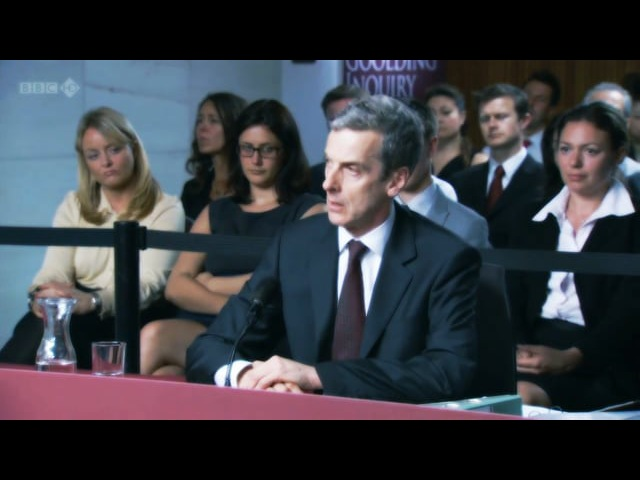 Malcolm Tucker final speech at the Goolding inquiry
