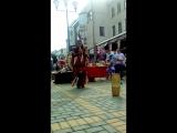 Чебоксары день города, выступления индейцев на арбате..)