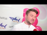 oikotimes.com. Interview with Sergey Lazarev (Russia 2016) in Athens, Greece